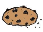 Ceci n'est pas un biscuit.